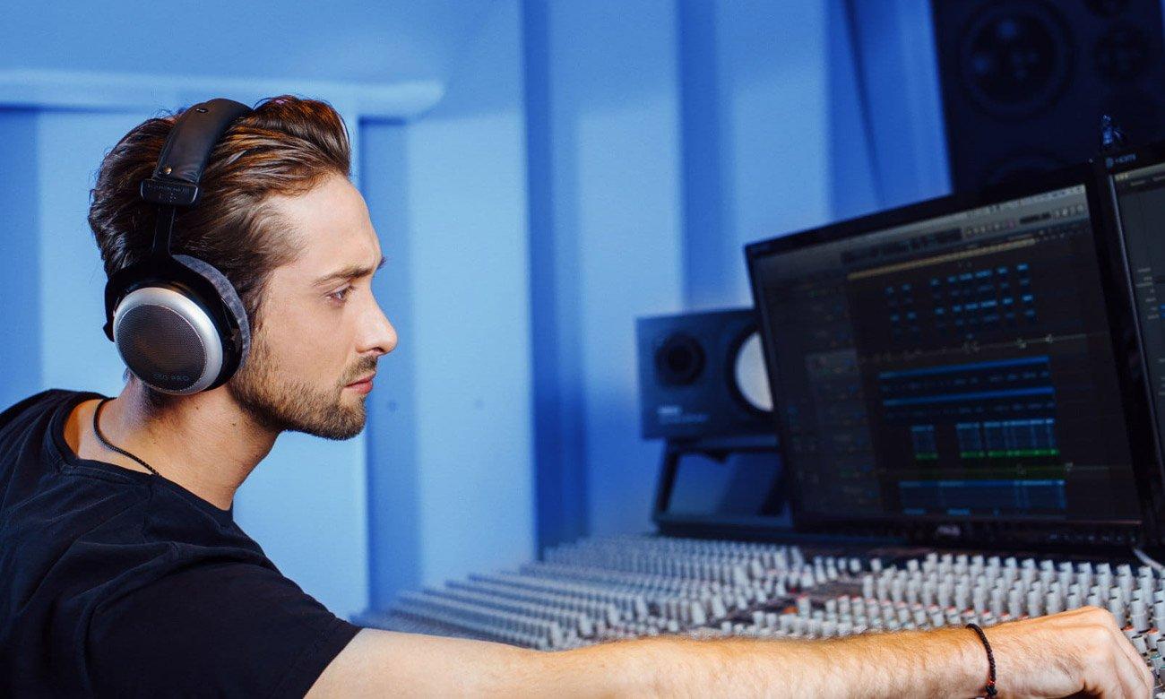 Słuchawki referencyjne Beyerdynamic DT880 Pro 250Ohm