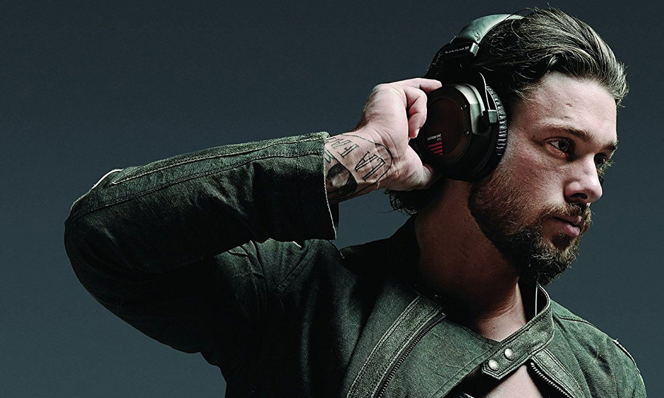Wysokiej kalsy słuchawki Beyerdynamic Custom One Pro Plus