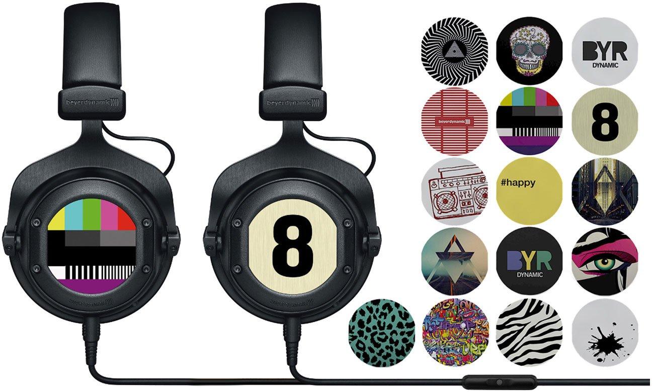Personalizacja słuchawek Beyerdynamic Custom One Pro Plus
