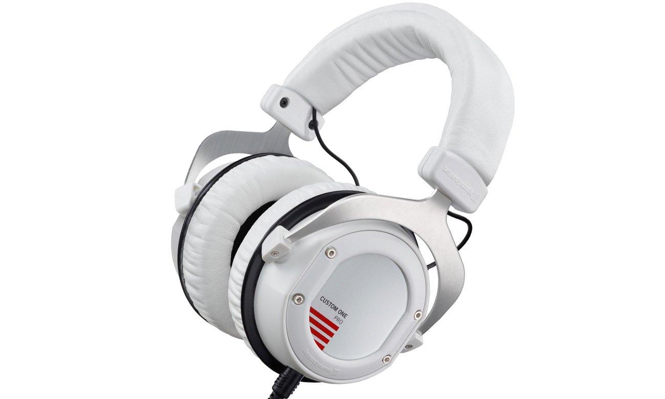 Słuchawki wokółuszne Beyerdynamic Custom One Pro Plus białe 709093