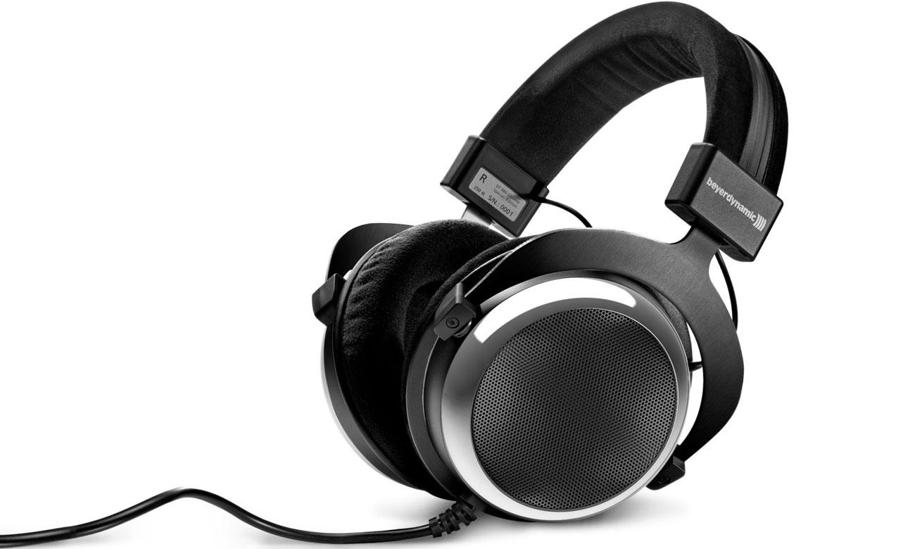 Słuchawki premium Beyerdynamic DT880 Chrome Special Edition 250 Ohm