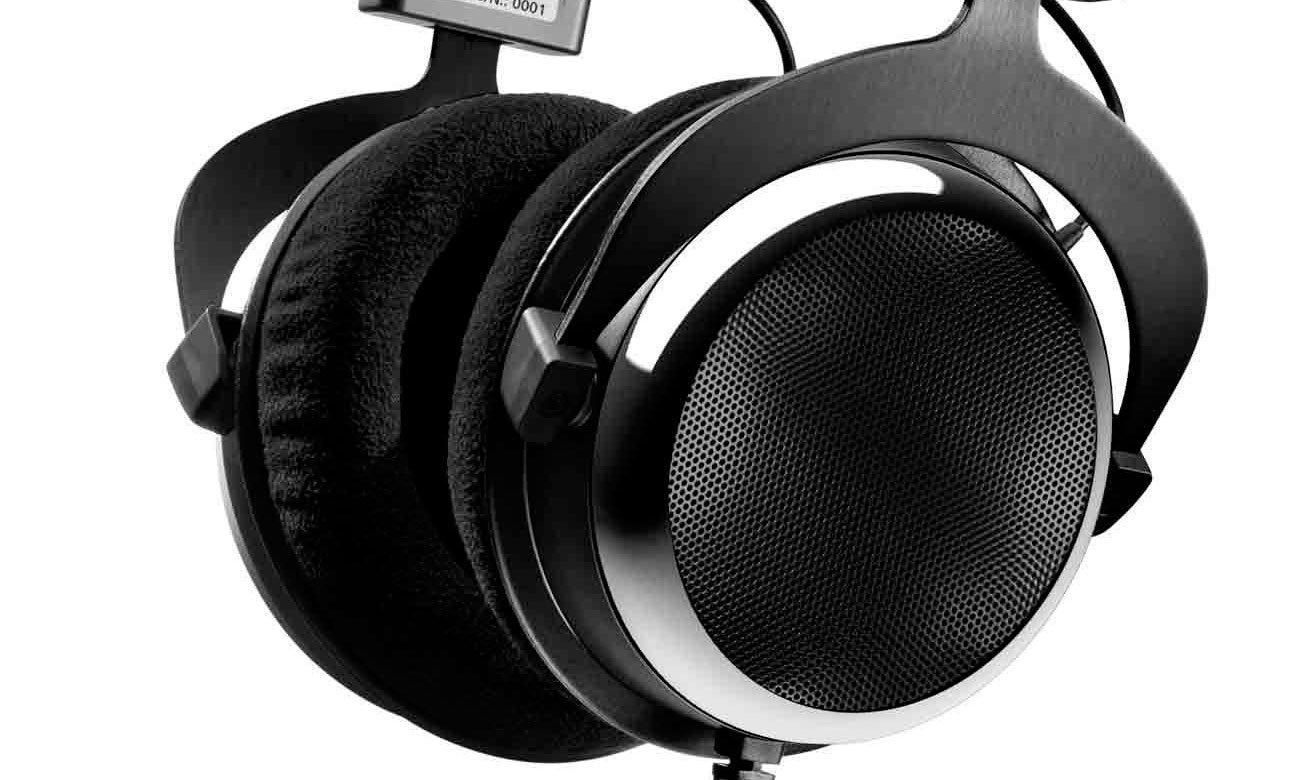Nauszne słuchawki półotwarte Beyerdynamic DT 880 Chrome Special Edition