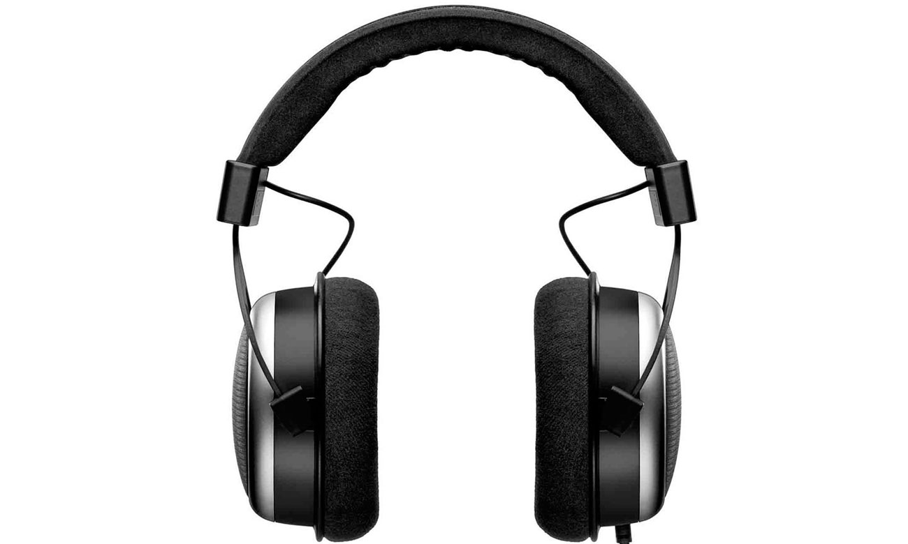 Wygodne słuchawki przewodowe Beyerdynamic DT 880 Chrome Special Edition