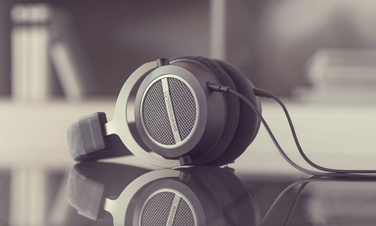 Nauszne słuchawki z technologią Tesla Amiron Home Beyerdynamic
