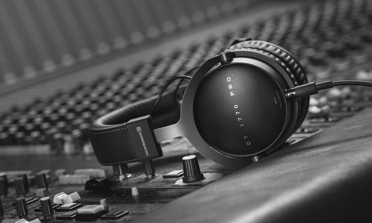Słuchawki z technologią Tesla Beyerdynamic DT 1770 Pro