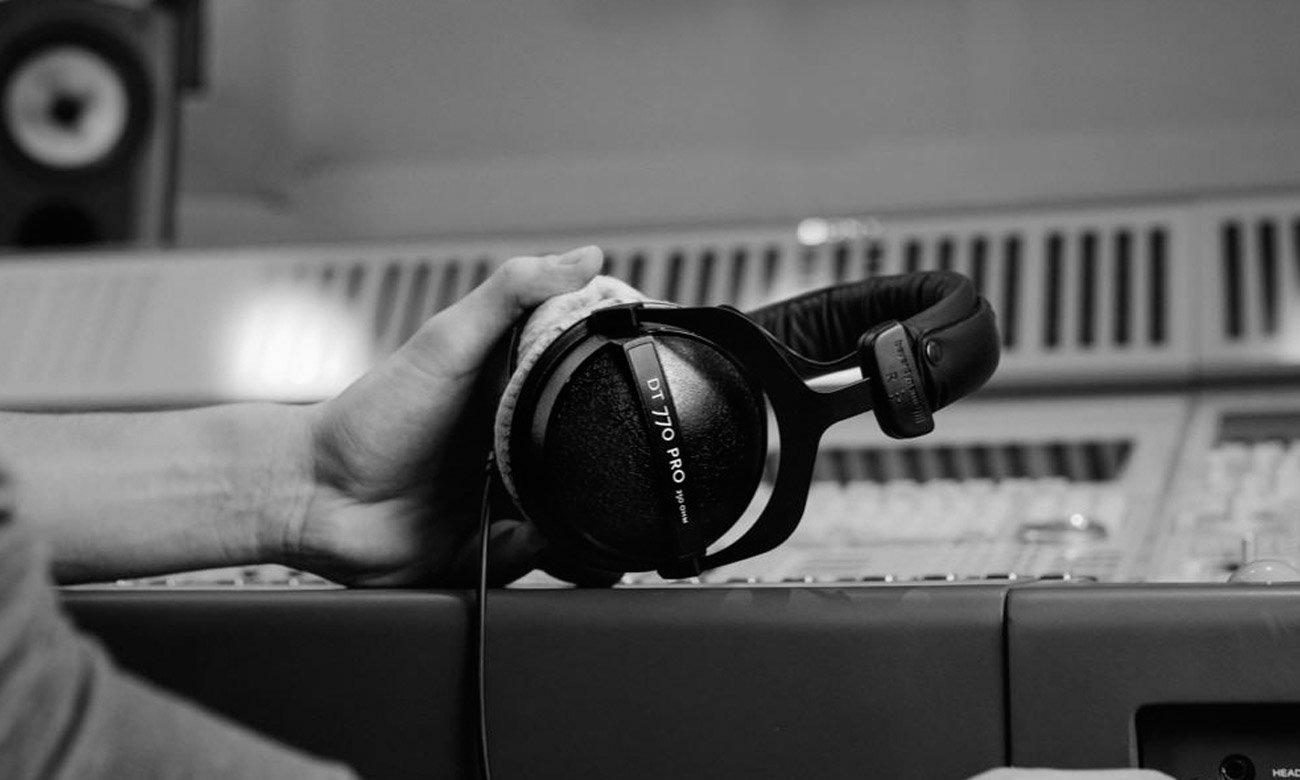 Słuchawki studyjne Beyerdynamic DT770 Pro 250Ohm