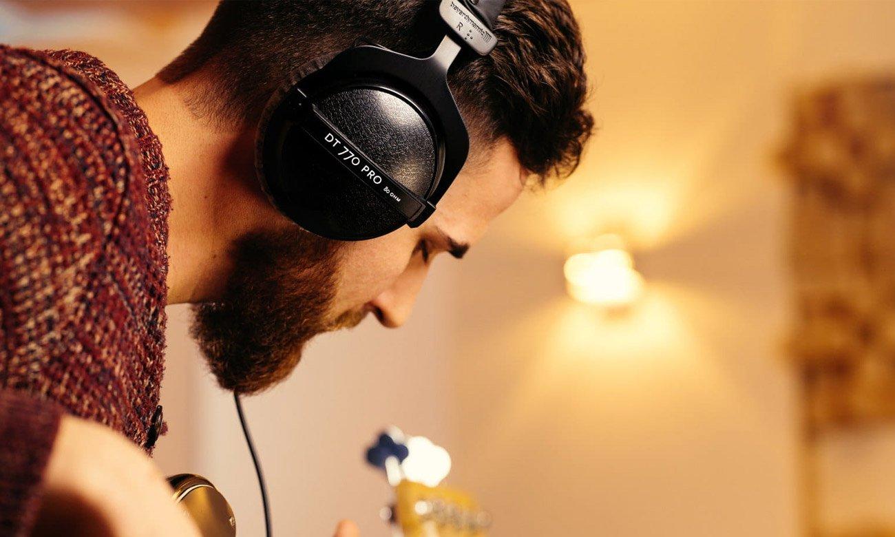 Słuchawki studyjne Beyerdynamic DT770 Pro 80Ohm