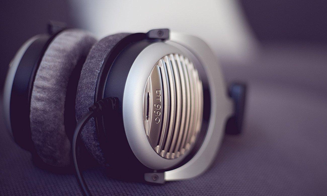 Wygodne słuchawki Beyerdynamic DT990 Edition 250 Ohm