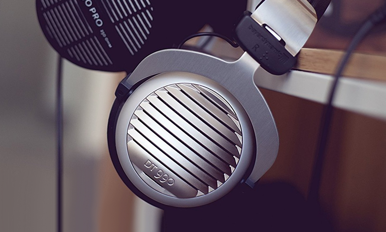 Słuchawki nauszne otwarte Beyerdynamic DT990 Edition 32 Ohm