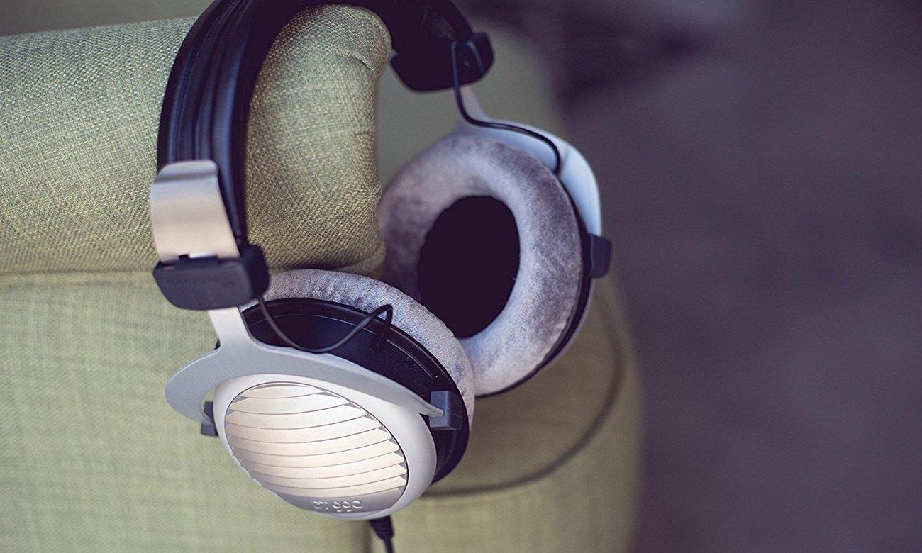 Wygodne słuchawki Beyerdynamic DT990 Edition 600 Ohm