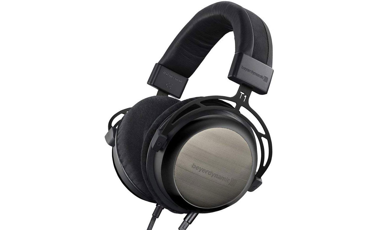 Słuchawki audiofilskie Beyerdynamic T1 II Special Black Edition