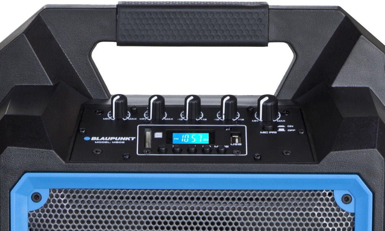 Łączność Bluetooth w Blaupunkt MB06