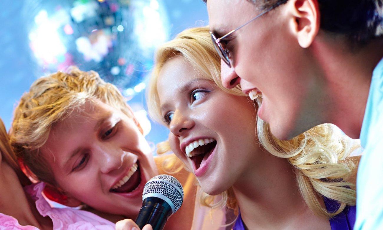 Power Audio Blaupunkt PA15 z funkcją karaoke