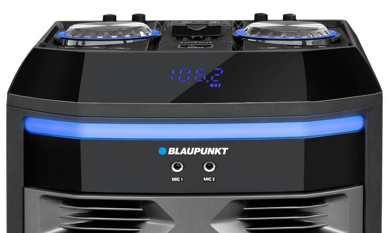 Łączność Bluetooth w Blaupunkt PS11DB