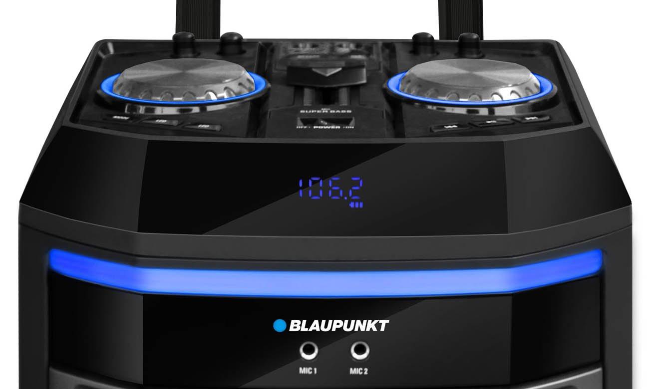 Łączność Bluetooth w Blaupunkt PS6