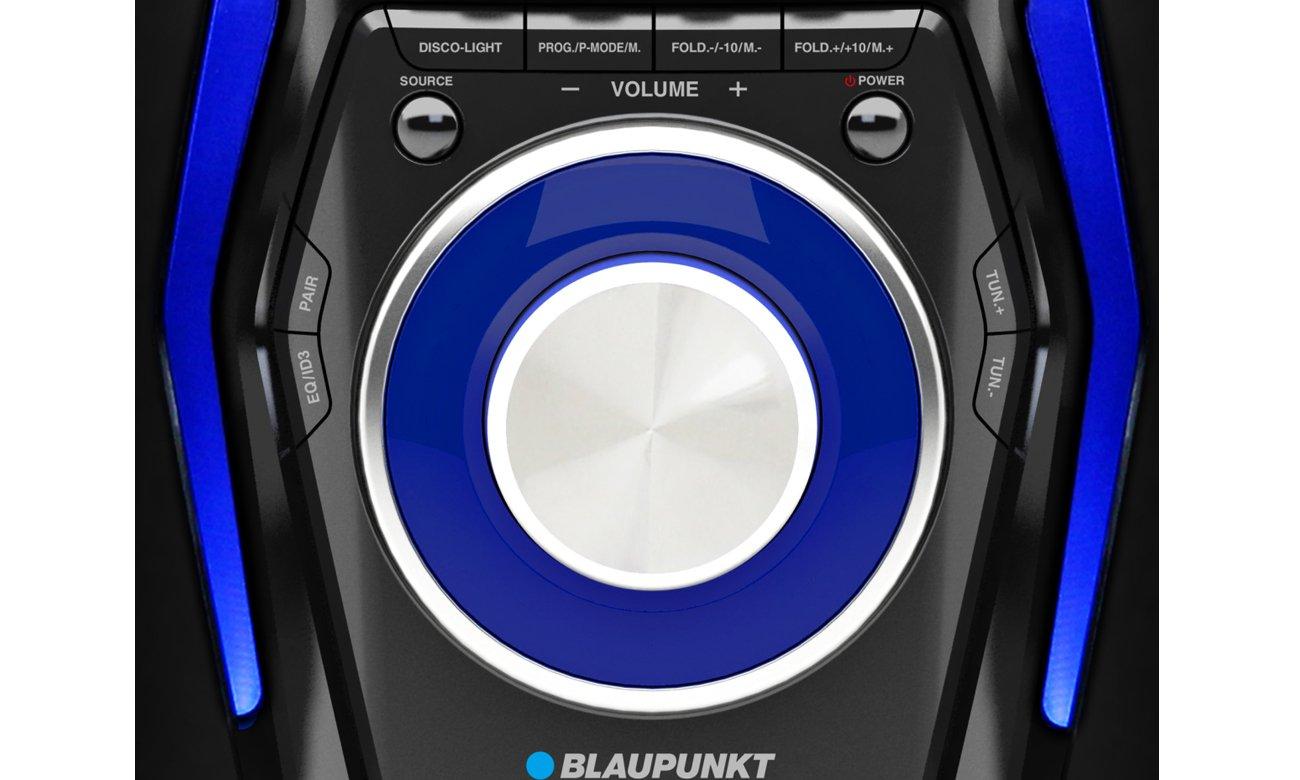 Wieża Blaupunkt MC60BT z tunerem FM