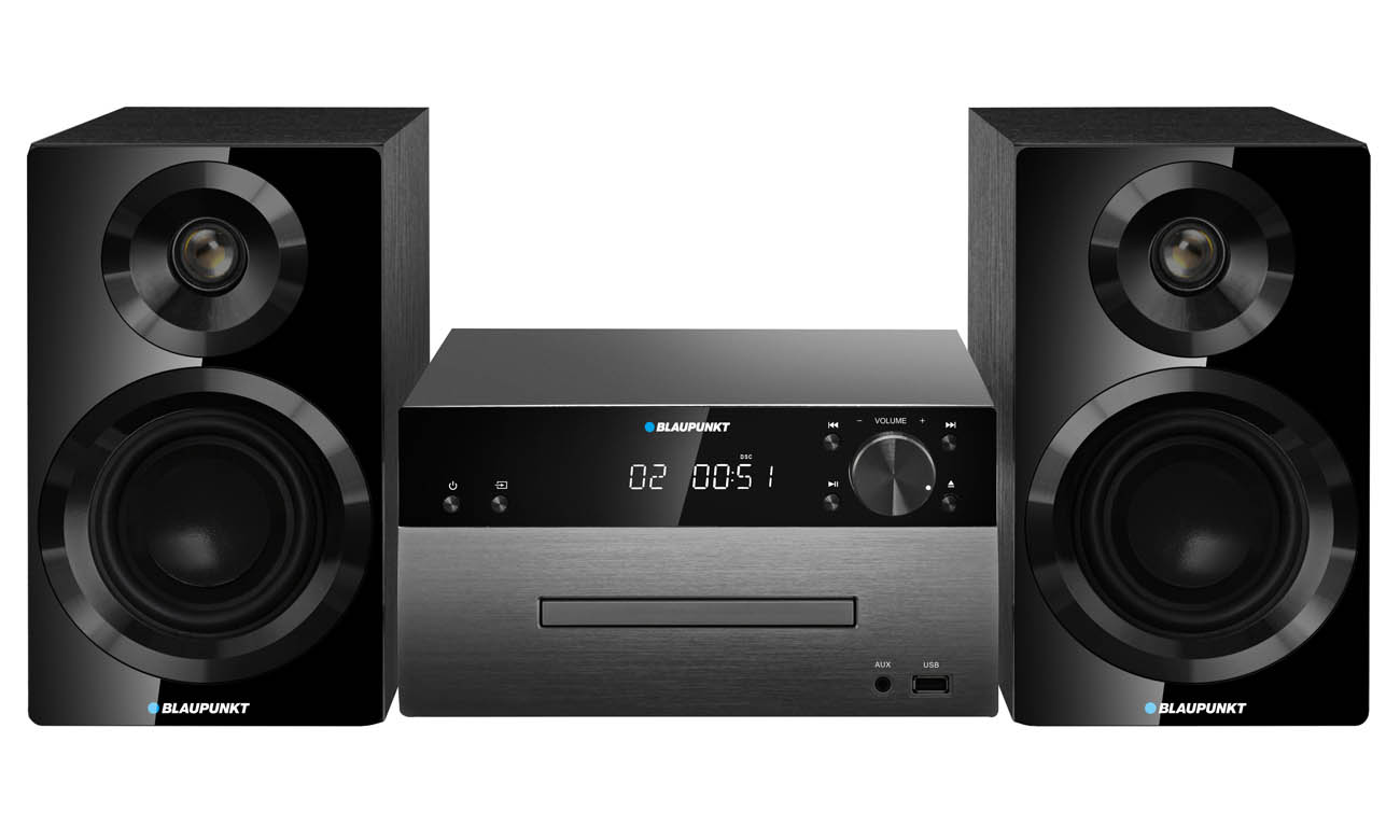 Mini-wieża Blaupunkt MS50BT Bluetooth