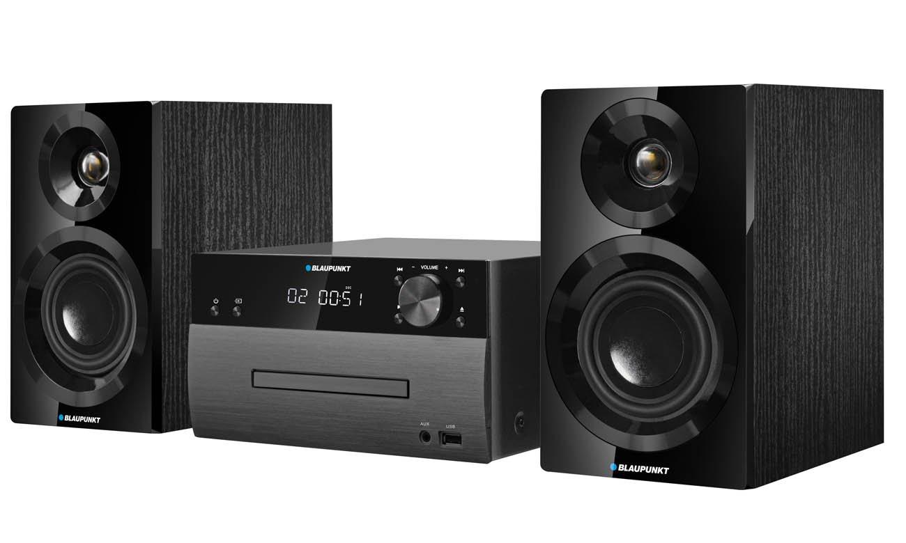 Mini-wieża Blaupunkt MS50BT Bluetooth CD Radio FM