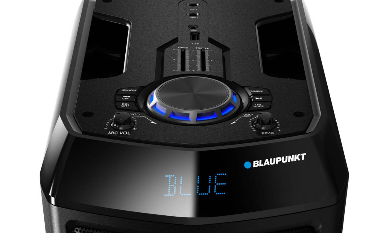 System Power Audio Blaupunkt PS05_2DB