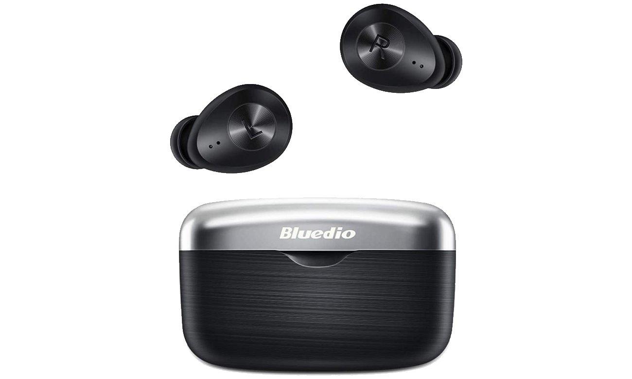 Bezprzewodowe słuchawki Bluetooth Bluedio Fi