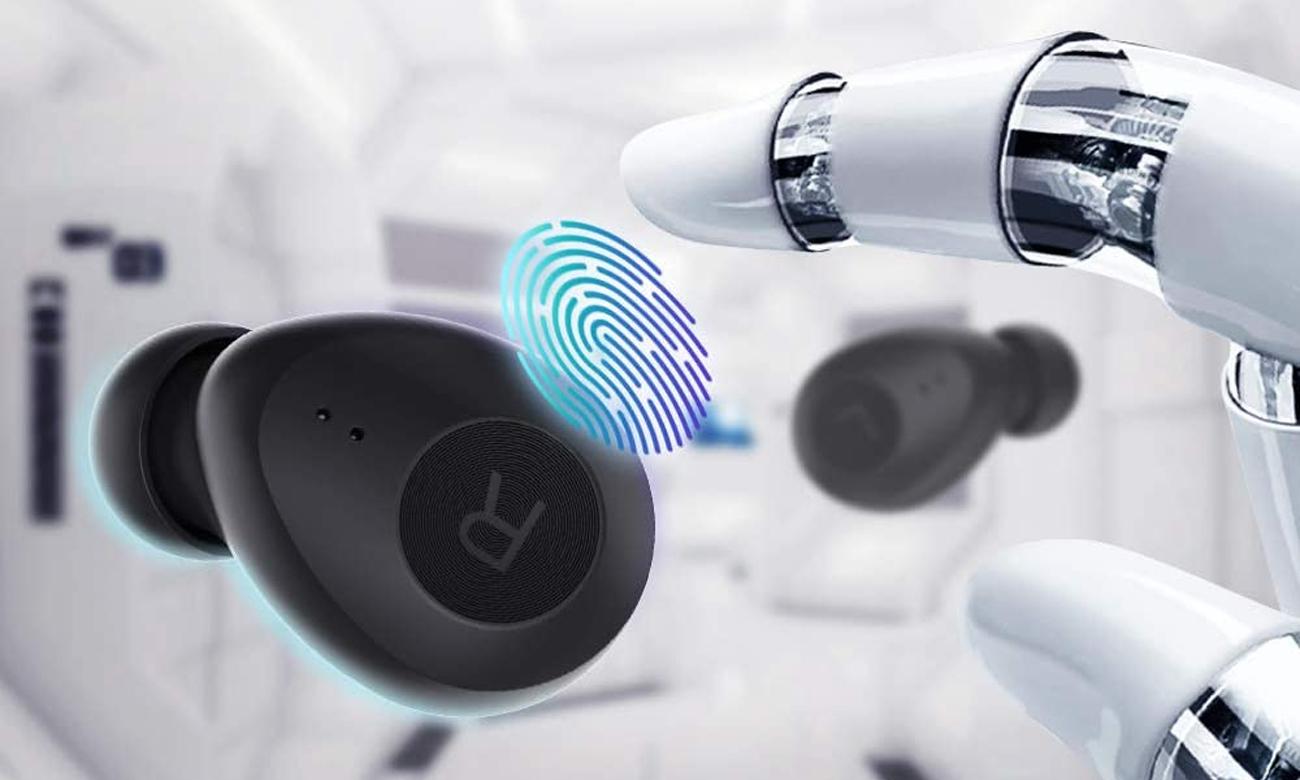 Słuchawki dokanałowe z mikrofonem Bluedio Bluedio Fi