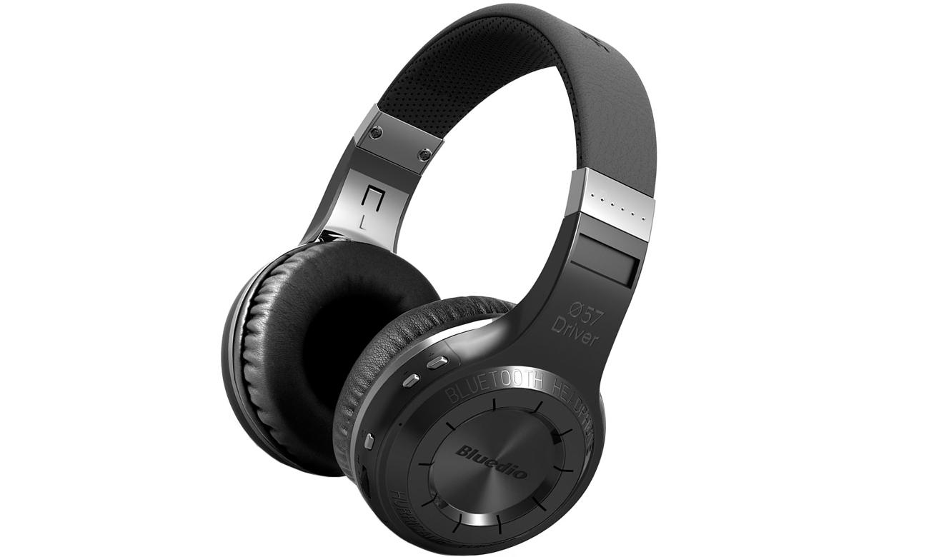 Słuchawki bezprzewodowe Bluedio HT Bluetooth czarne