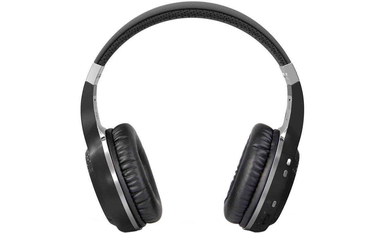 Wygodne słuchaweki Bluetooth Bluedio HT