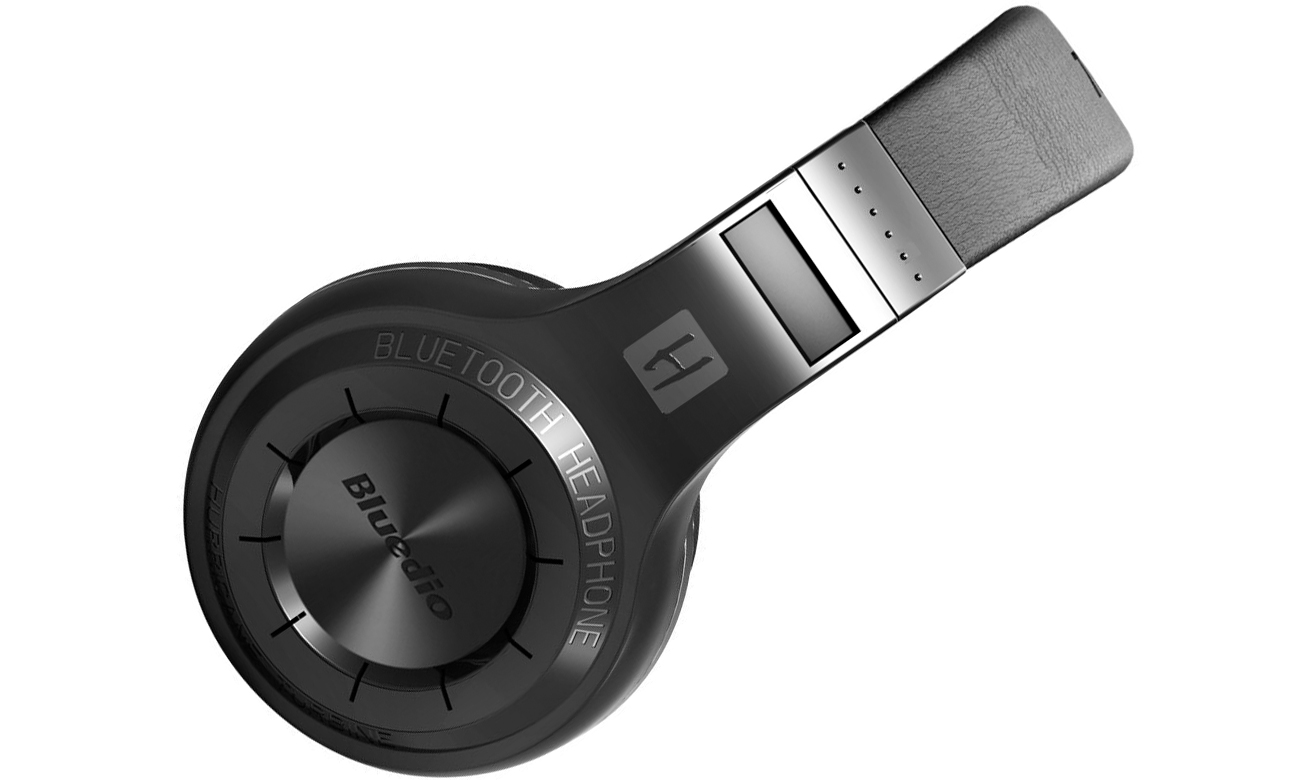 Stylowe słuchawki BluedioHT BE-HT-BK