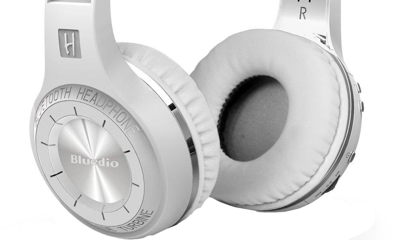 Bezprzewodowe słuchawki z mikrofonem Bluedio HT