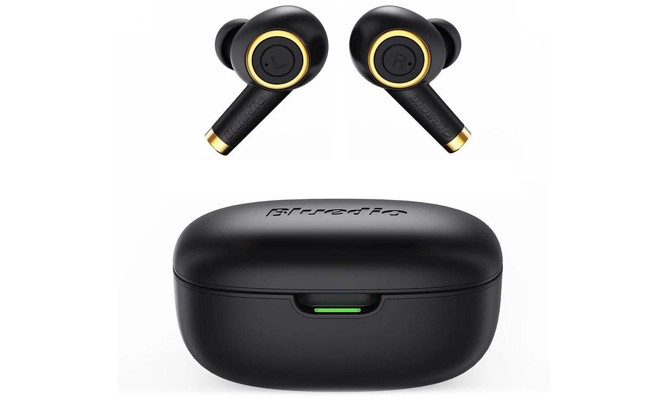 Bezprzewodowe słuchawki Bluetooth Bluedio Particle