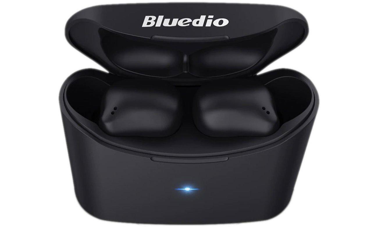 Słuchawki dokanałowe TrueWireless Bluedio T-elf 2 GT