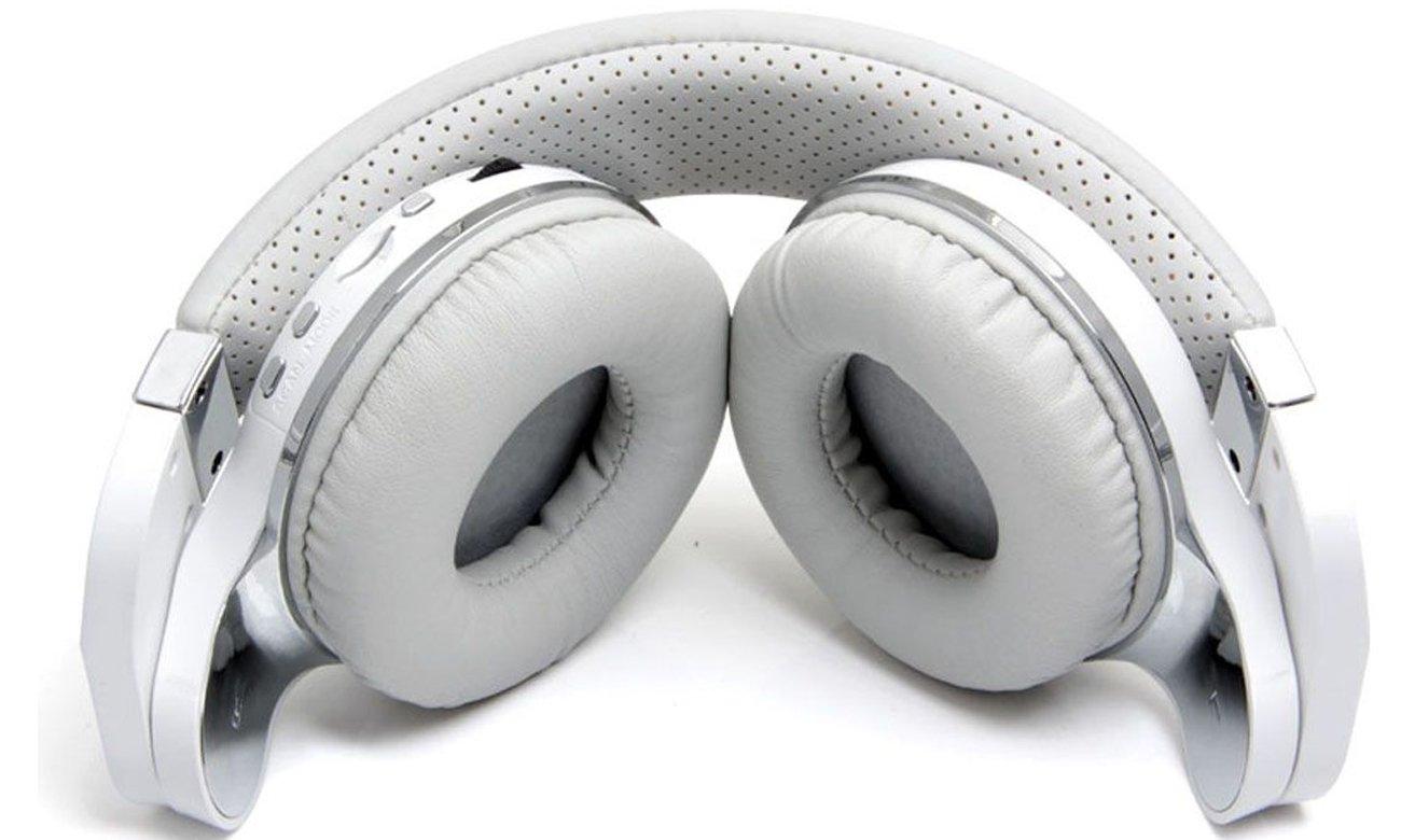 Składane słuchawki Bluedio T2+