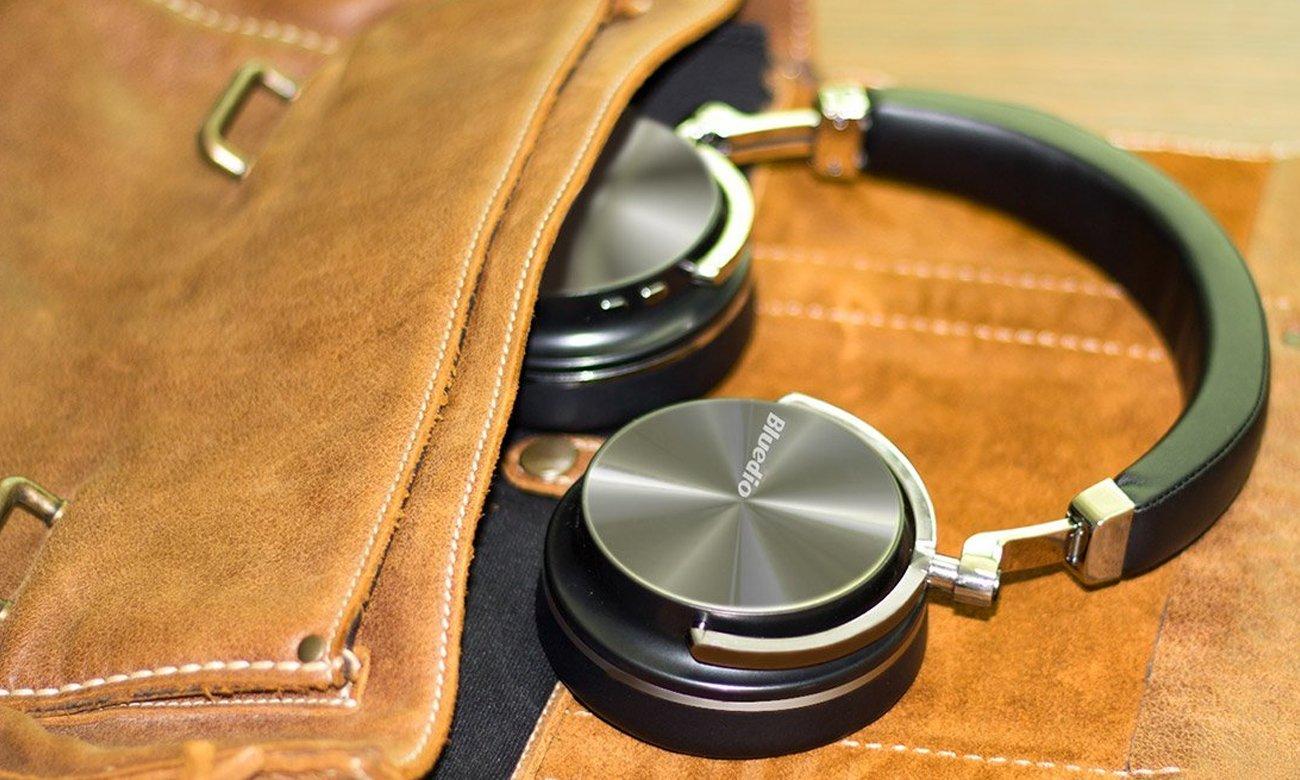 Składane słuchawki Bluedio T4 Turbine