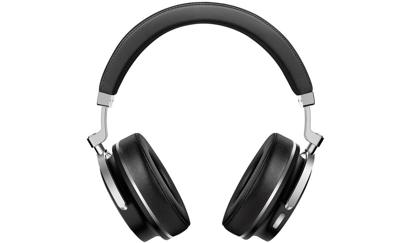 Bezprzewodowe słuchawki z mikrofonem Bluedio T4 Turbine