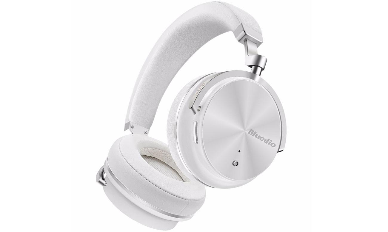 Stylowe słuchawki Bluedio BE-T4S-WH