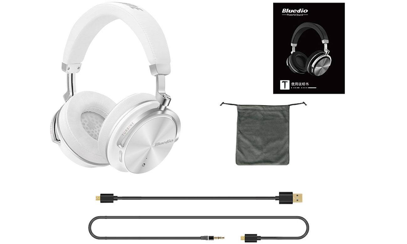 Akcesoria do słuchawek Bluedio T4S