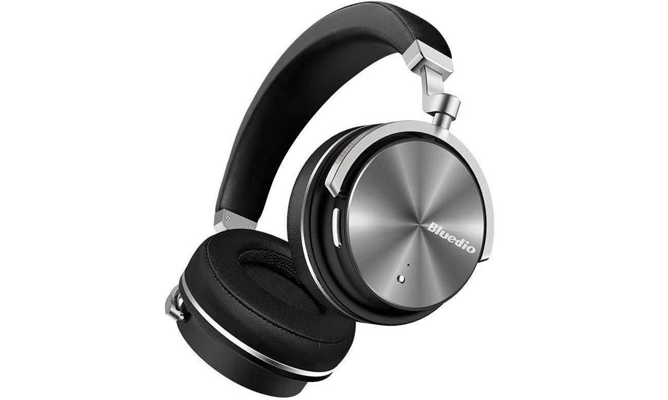 Stylowe słuchawki Bluedio BE-T4S-BK