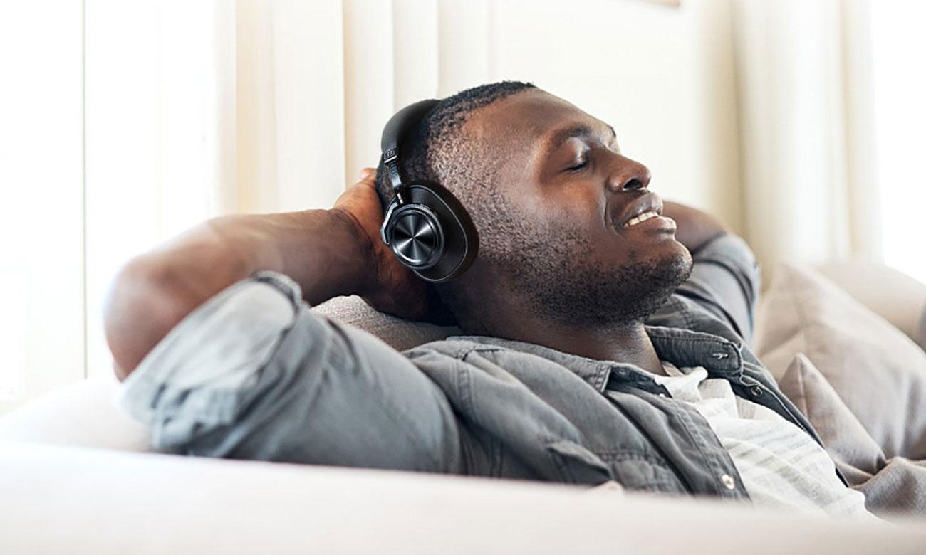 Słuchawki z ANC Bluedio T7 Plus