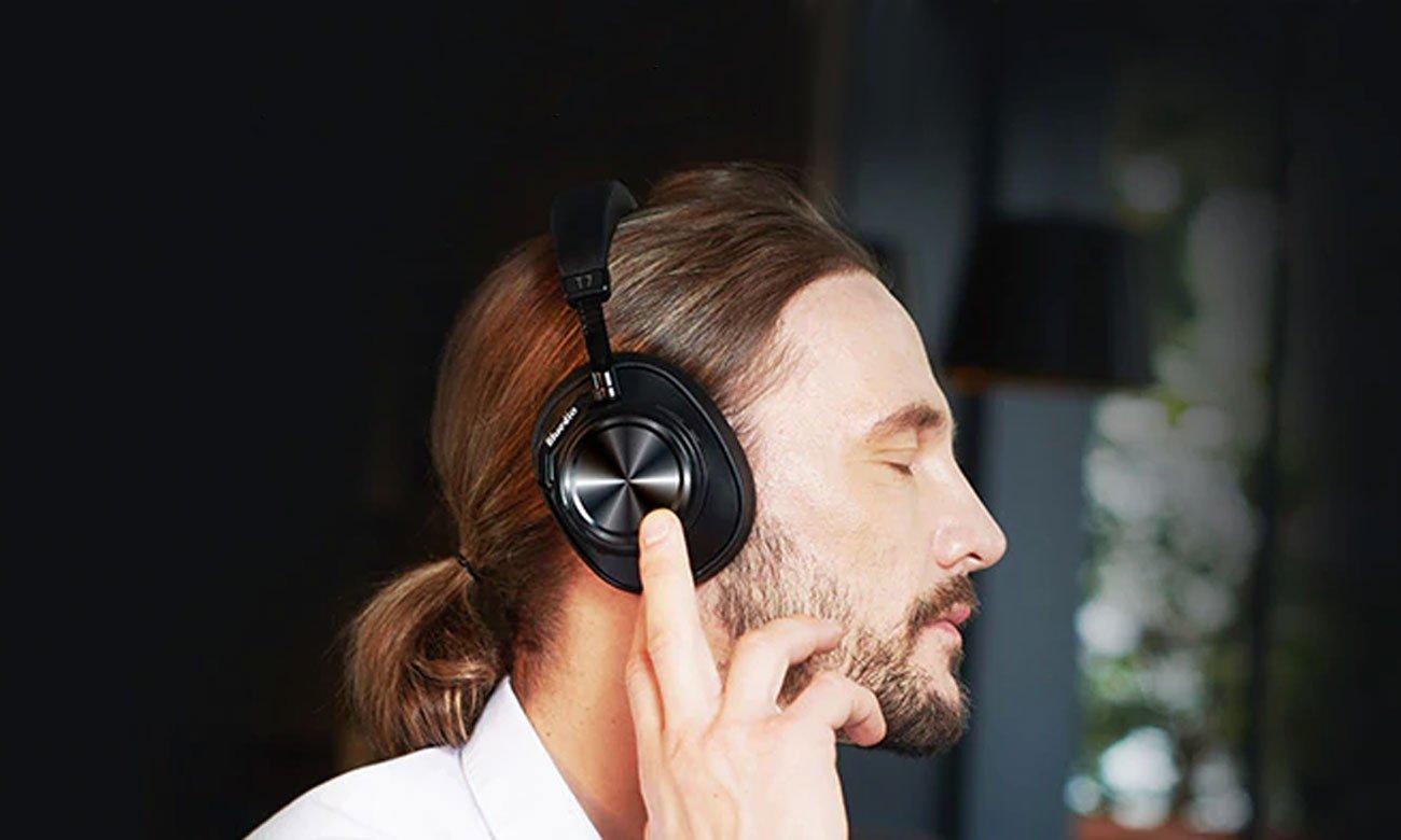 Słuchawki Bluetooth Bluedio T7+