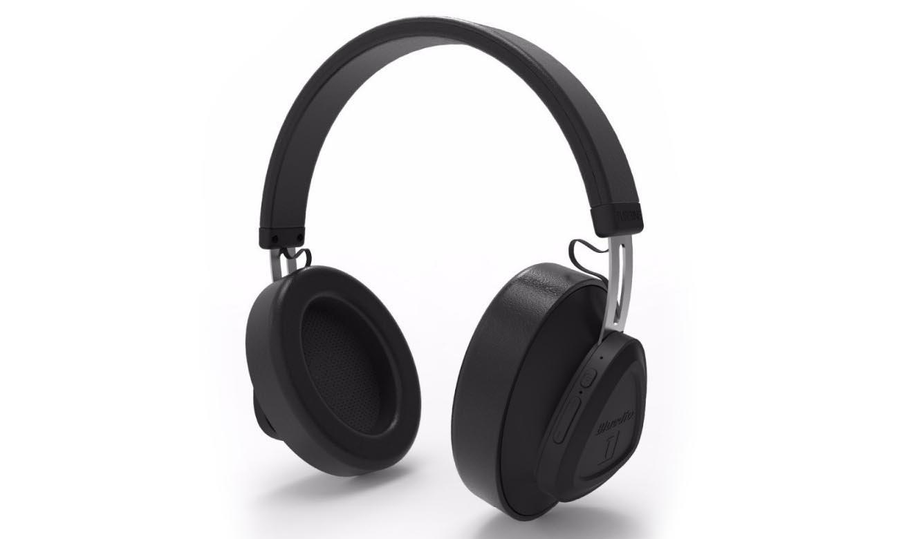 Słuchawki bezprzewodowe Bluedio TM Black