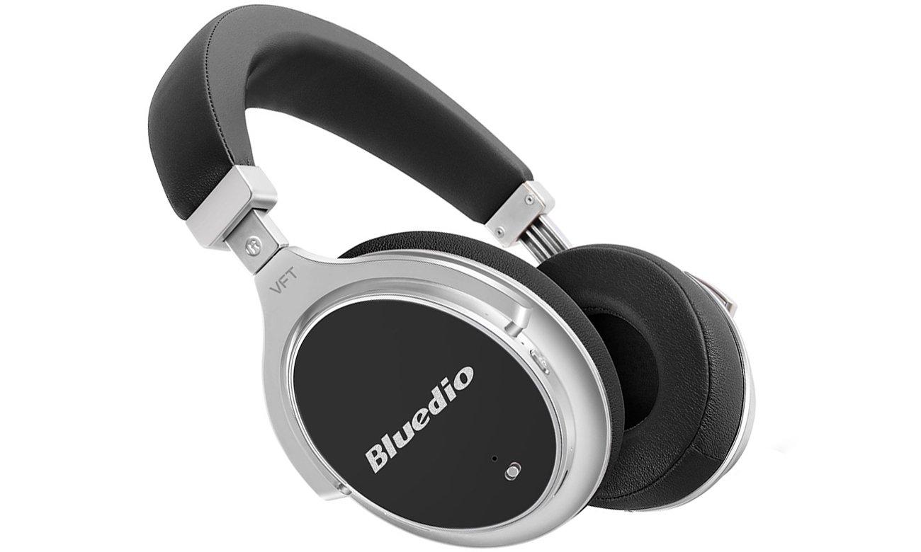 Bezprzewodowe słuchawki z mikrofonem Bluedio F2