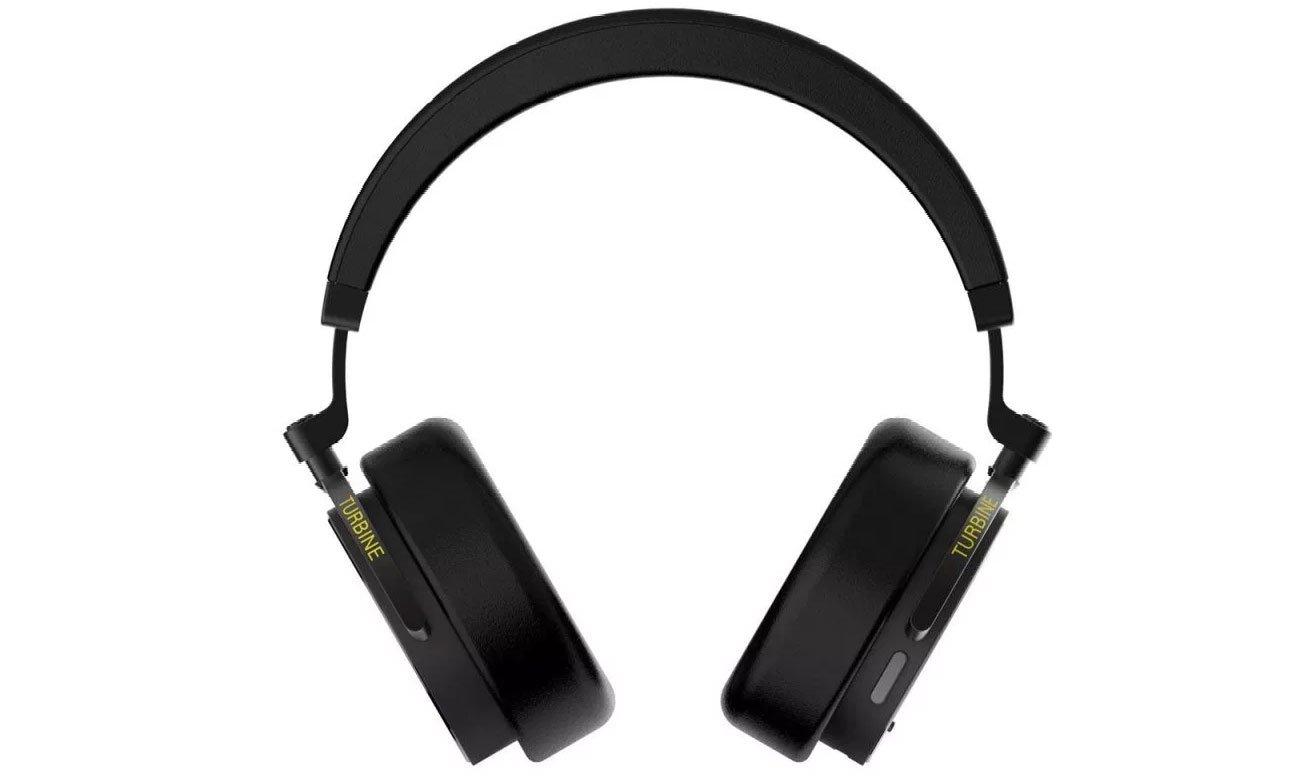 Słuchawki bezprzewodowe Bluedio T5 czarne