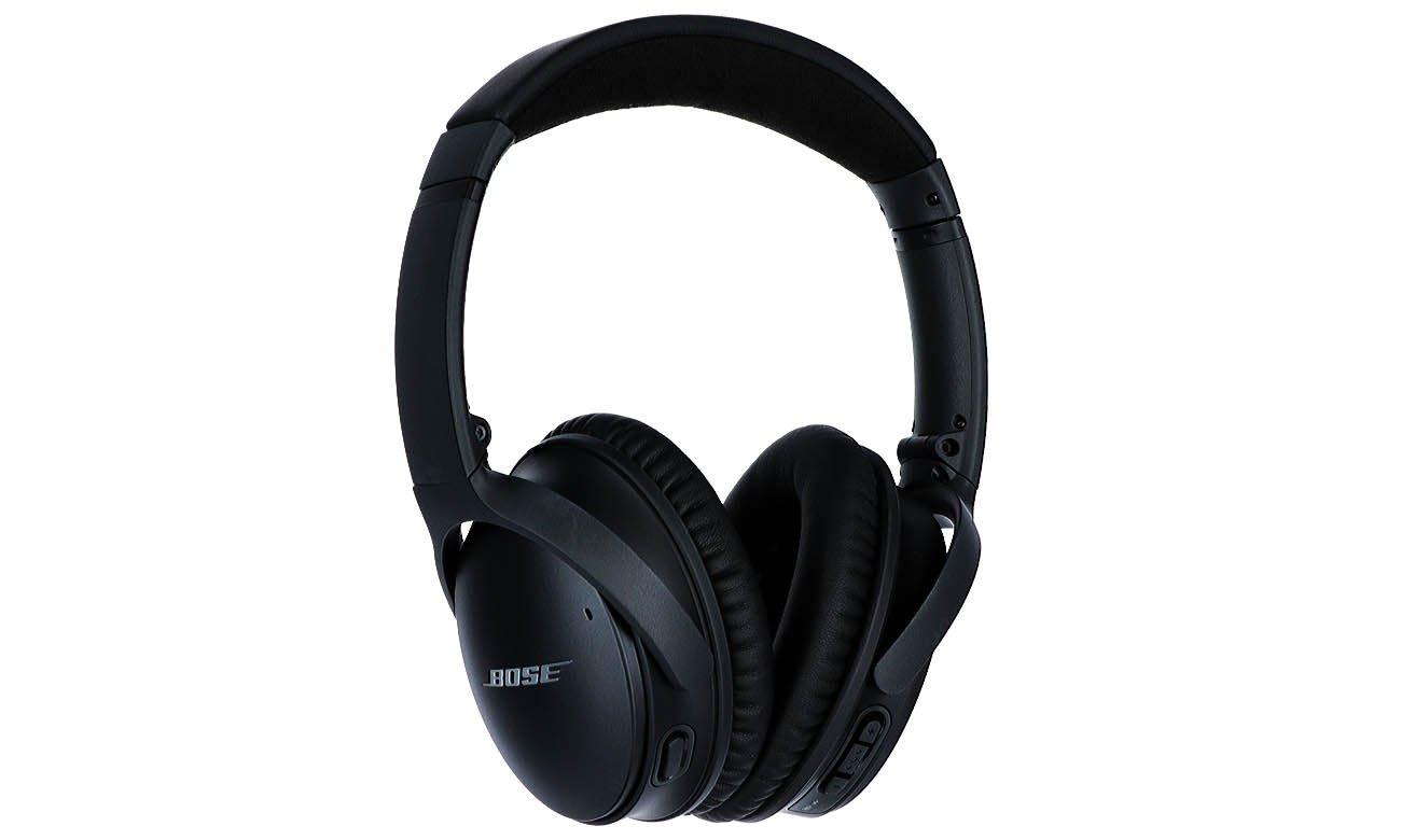 Słuchawki bezprzewodowe Bose QuietComfort 35 II Black