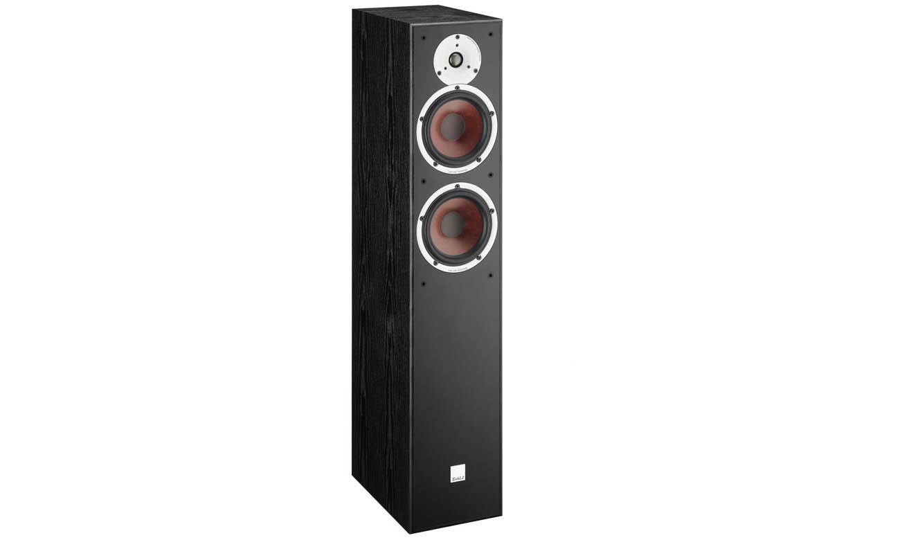 Kolumna podłogowa Dali Spektor 6 Black szeroki zakres dźwięku
