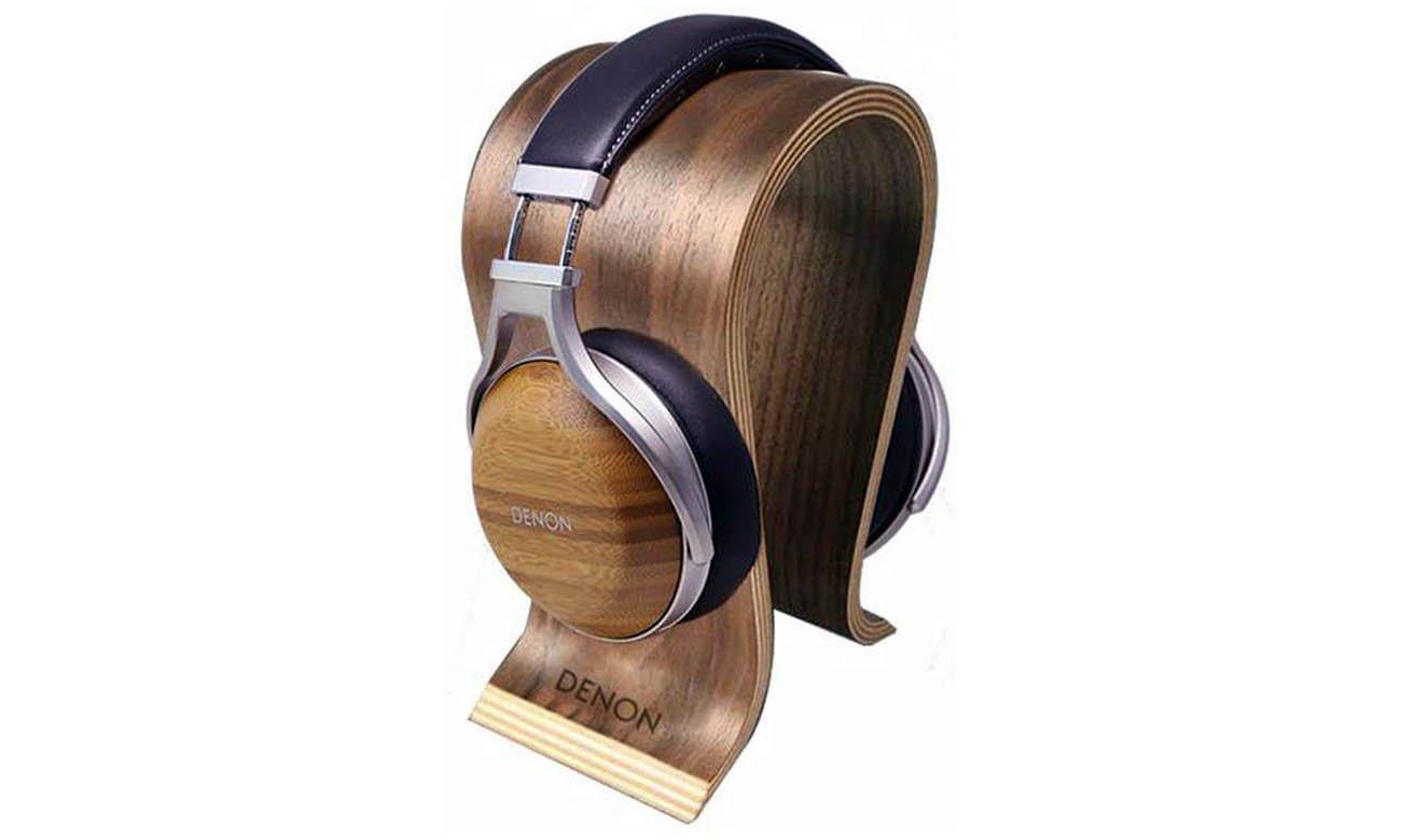 Drewniany stojak na słuchawki Denon AH-D STAND