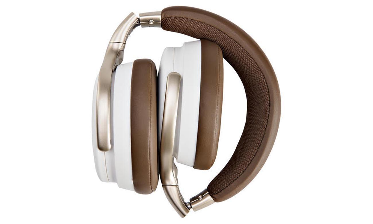 Perfekcyjnie dopasowane słuchawki Denon AH-D1200 Białe