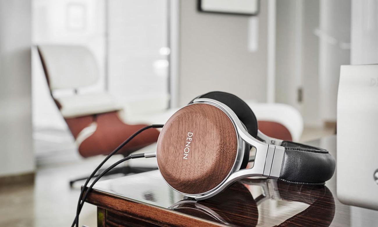 Słuchawki Denon AH-D7200 z brzmieniem najwyższej jakości