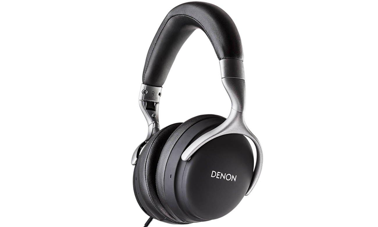 Słuchawki Denon AH-GC25NC ANC czarne