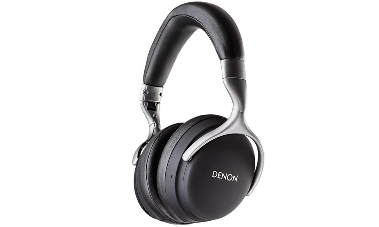 Słuchawki bezprzewodowe Denon AH-GC25W ANC czarne