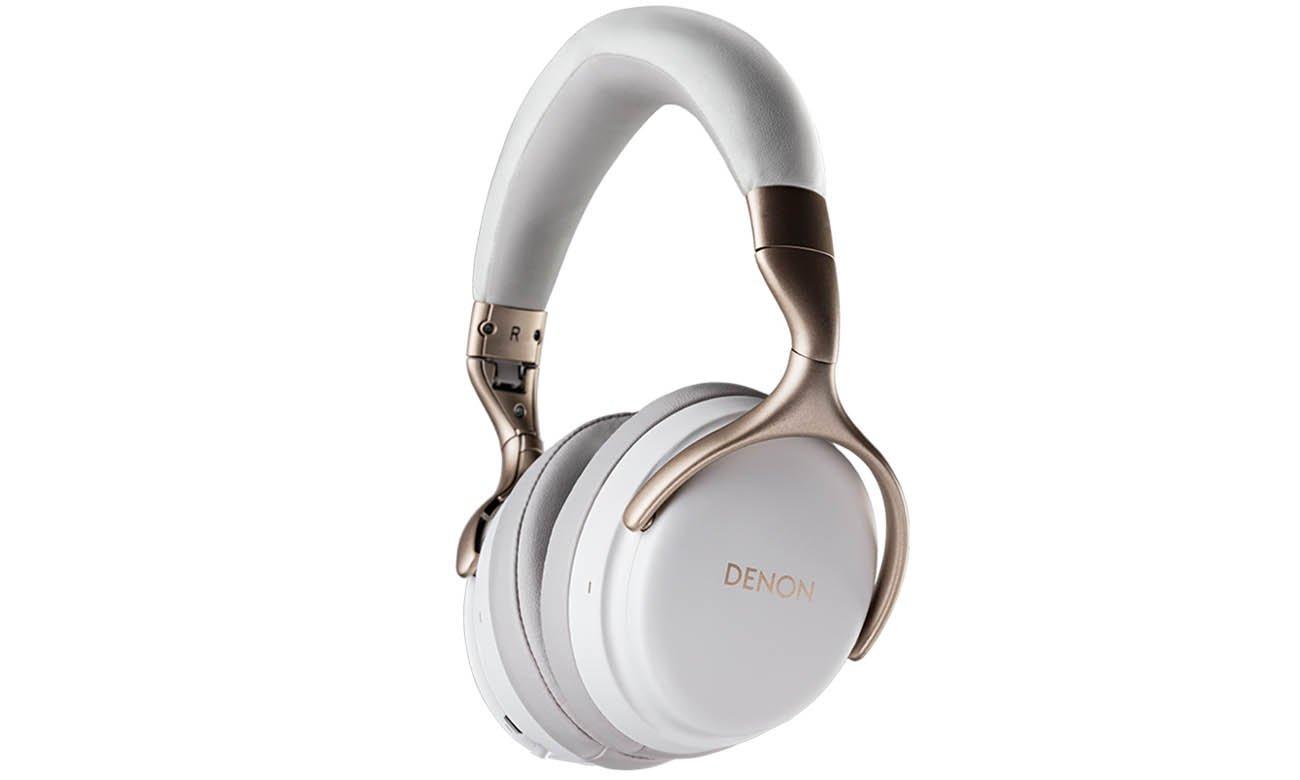 Słuchawki bezprzewodowe Denon AH-GC25W ANC białe